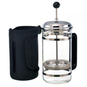 GROSCHE FINO Insulated Coffee and Tea Press | sleeve and press empty