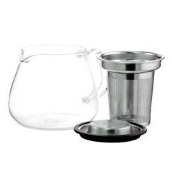 GROSCHE WATERLOO Personal Steeper Teapot infuser and trivet