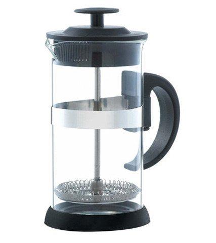 GROSCHE ZURICH Everyday Coffee Press | Black side view empty