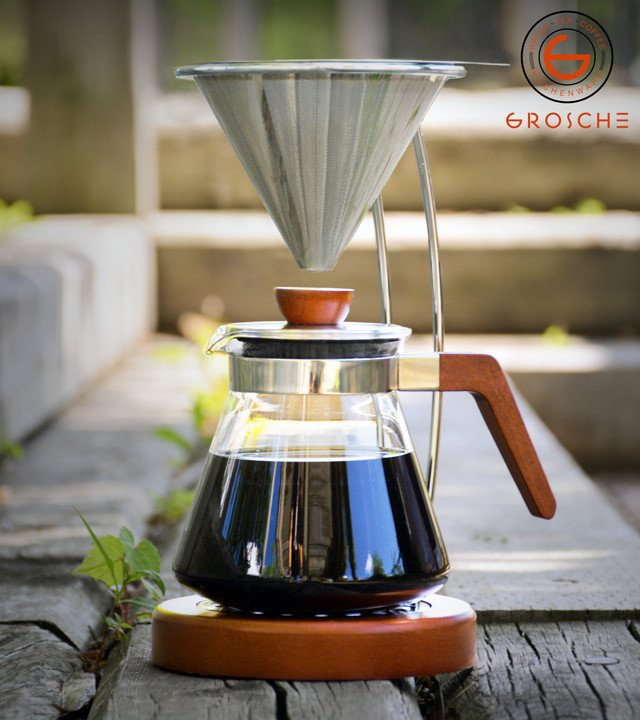 GROSCHE FRANKFURT Coffee Brewing Station