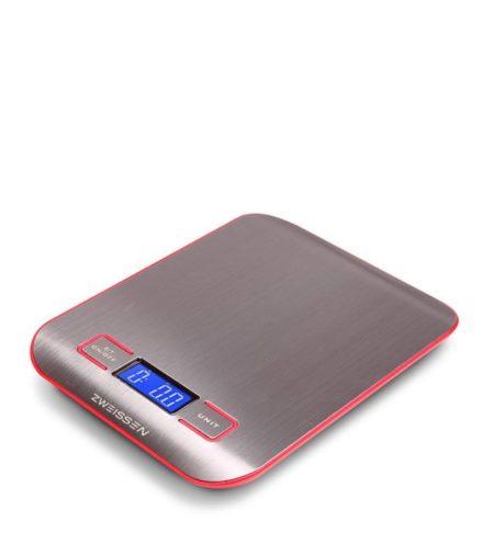 APRILIA kitchen scale Red