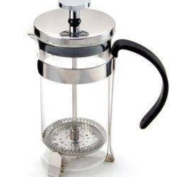 GROSCHE YORK Elegant Coffee and Tea Press | Top view empty