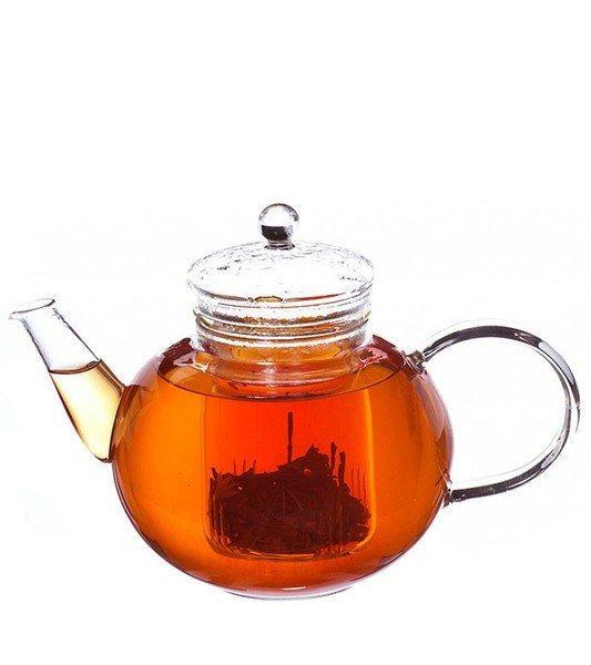 GROSCHE MONACO Glass Steeper Teapot
